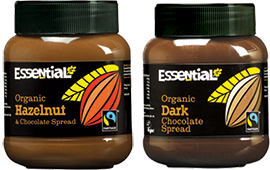 Essential Chocolate Spread Range