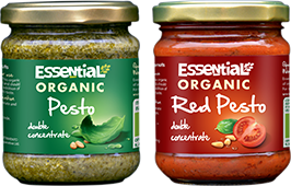Essential Organic Vegan Pesto