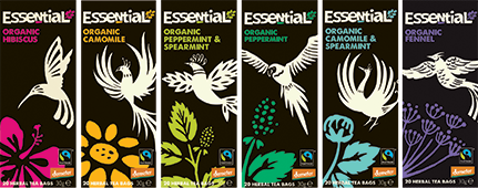 Essential Herbal Teas