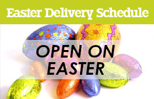 Easter Delivery Schedule